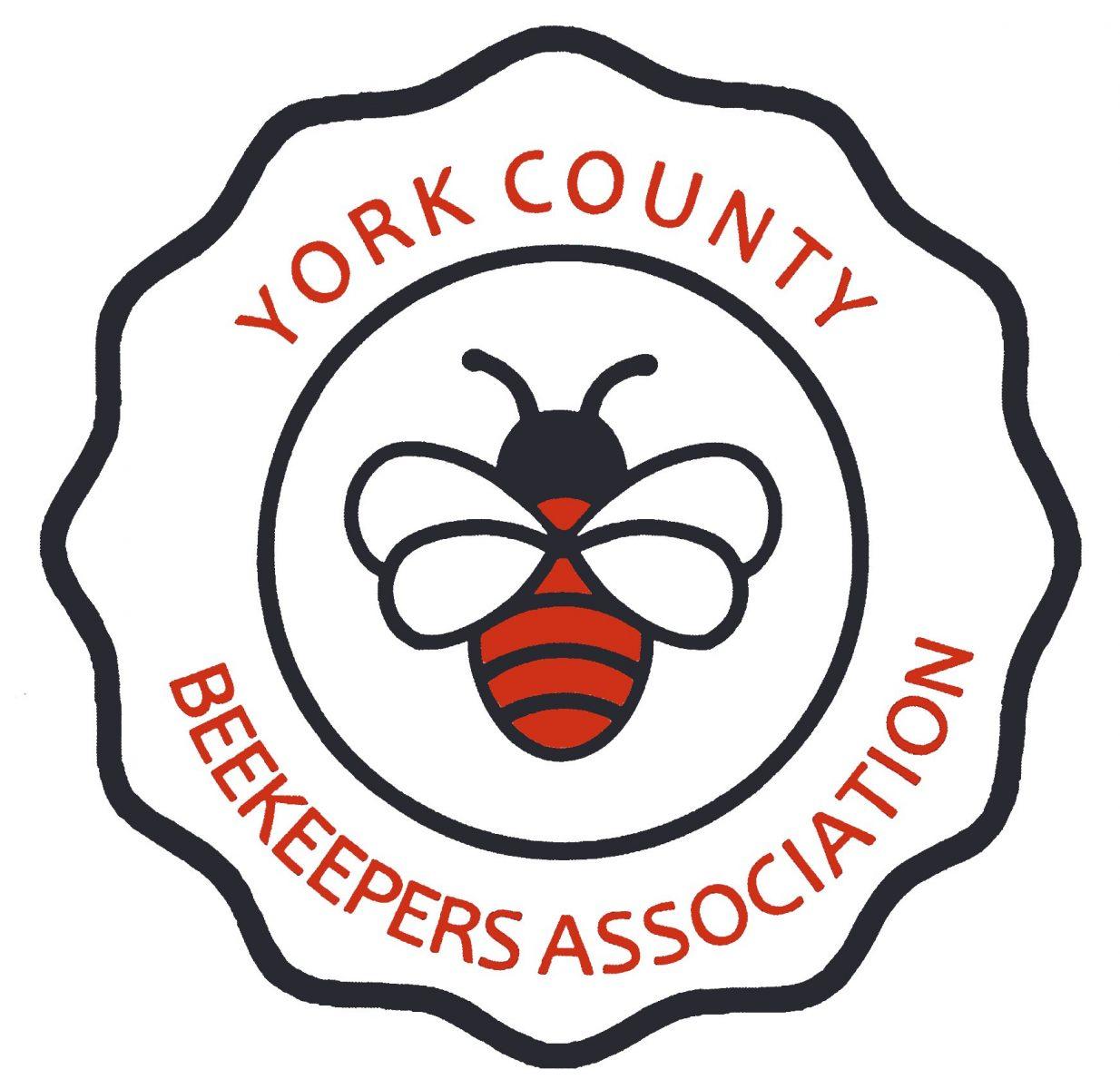 York County Beekeepers Association logo